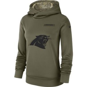 Nike Carolina Panthers Salute To Service Hoodie